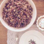 Marokkaanse kikkererwten spinazie soep ♥